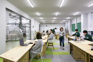 採用に効くオープンオフィス